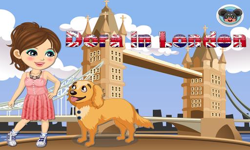 Dora in London – Dog game