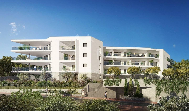 Appartement avec terrasse et piscine Nice