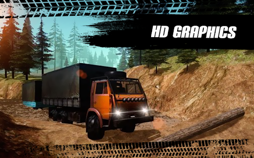 USA Offroad Truck: Heavy Duty Transport Simulation - náhled