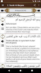 Al Quran in English - náhled