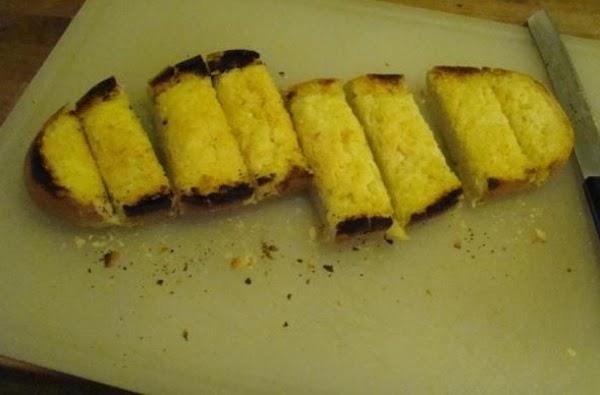 Basic Garlic Bread Recipe