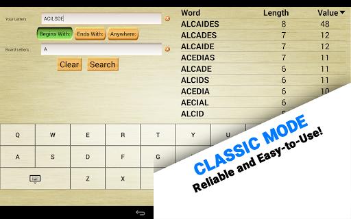 Word Breaker (Scrabble Cheat) 5.7.3 screenshots 8