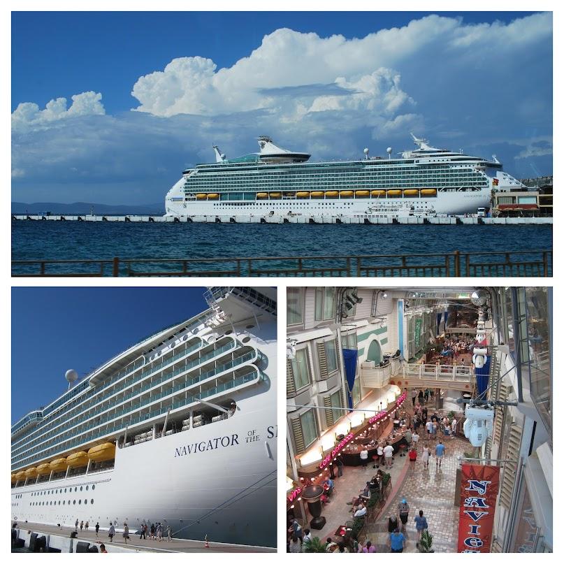 Royal Caribbean Cruise, Navigator of the Seas