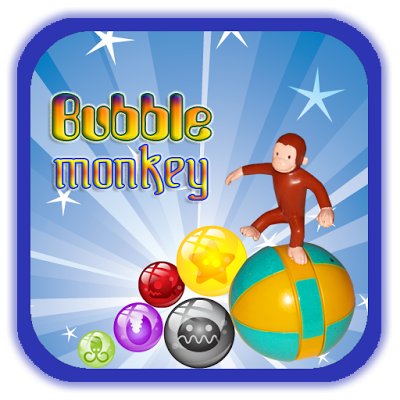 Monkey Bubble Shoot - screenshot