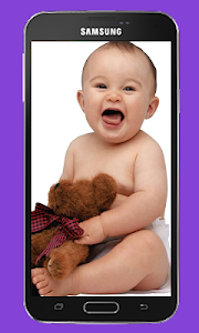Baby Wallpapers Full HD screenshot 0