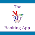 Nanny2U Booking App icon