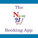 Nanny2U Booking App icon