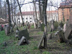 Photo: Juutalainen hautausmaa