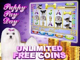 Puppy Pay Day Dog Vegas Slots Machine Casino Apk Download Free for PC, smart TV