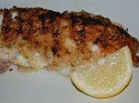 Red Snapper With Macadamia Nut Crust Recipe