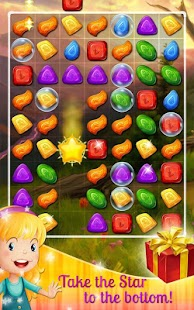 Sweet Gems Match 3 Game - náhled