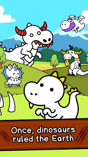 Dino Evolution - Clicker Game screenshots 1