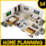 3D Home design APK icon