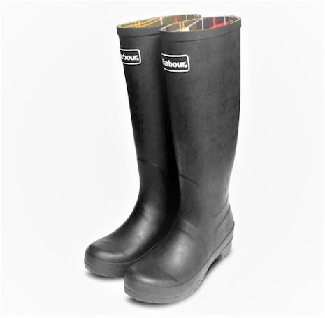 Barbour Abbey Wellington Boots