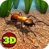 Ant Survival Simulator 3D