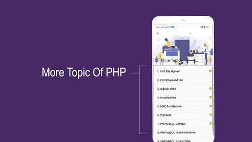 Learn PHP 2.1 screenshots 12
