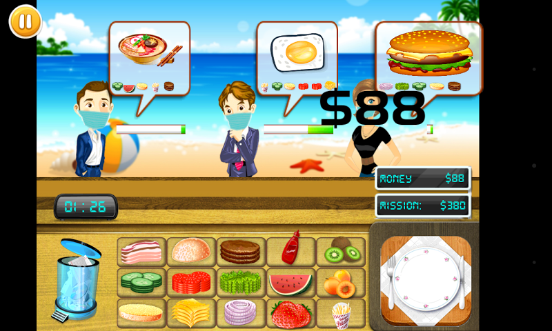 android Ultimate Chef Service Screenshot 3