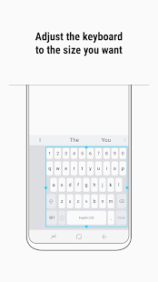 Samsung Keyboard Screenshot