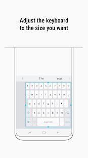 Samsung Keyboard - náhled