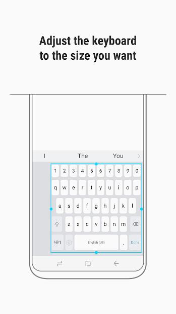Samsung Keyboard screenshot 3