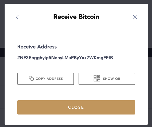 Generate deposit addresses without connecting your hardware wallet again