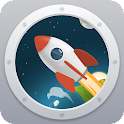 Walkr: Fitness Space Adventure icon