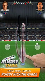 RUGBY DUEL- screenshot thumbnail