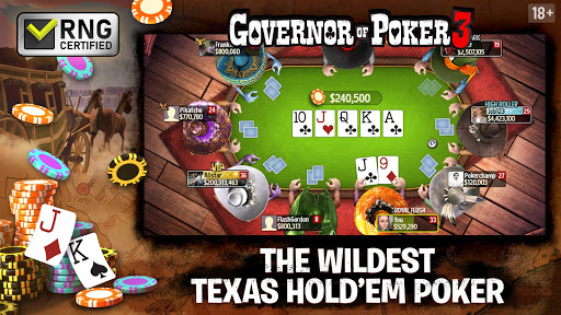 Governor of Poker 3 - Texas Holdem With Friends 6.9.2 screenshots 3