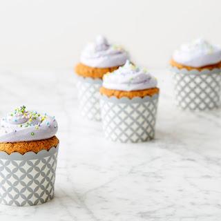 Lavender Vanilla Bean Cupcakes Recipe