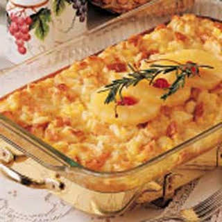 Country Pineapple Casserole.