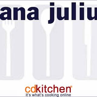 Banana Julius.
