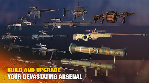 Bullet Strike: Sniper Games - Free Shooting PvP 0.8.2.1 screenshots 17