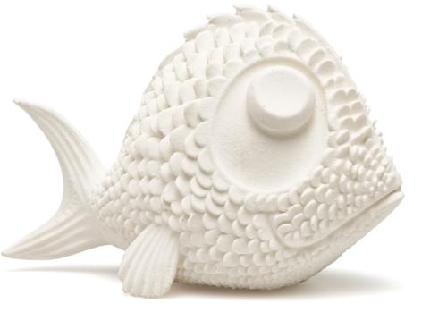 Lanco Fisk vit helgjuten