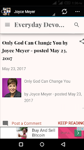 My Daily Devotionals - náhled