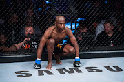 EFC fighter Nkazimulo Zulu is ready for battle this weekend.