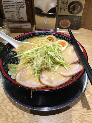 #東京超值豚骨拉麵