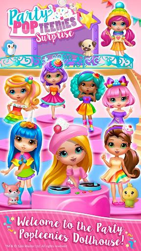 Party Popteenies Surprise - Rainbow Pop Fiesta 1.0.97 screenshots 5