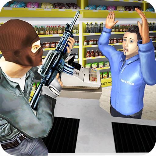 Supermarket SWAT Sniper Rescue