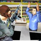 Supermarket SWAT Sniper Rescue icon