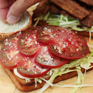 The Ultimate BLT Sandwich