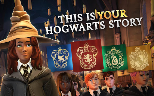 Harry Potter: Hogwarts Mystery 1.8.2 Screenshots 1