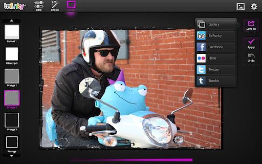 BeFunky Photo Editor - Tablets screenshot 4