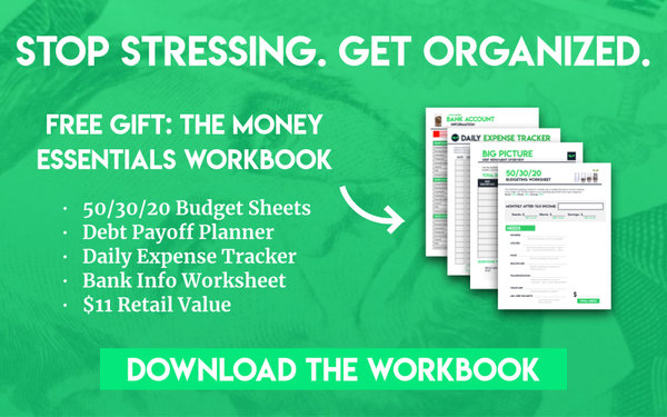 click here for a free gift the money essentials workbook