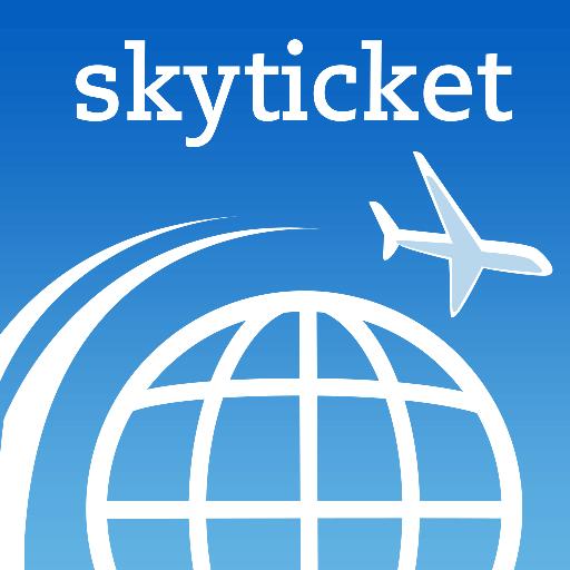 旅遊App|格安航空券 skyticket 国内・海外航空券をお得に予約 LOGO-3C達人阿輝的APP