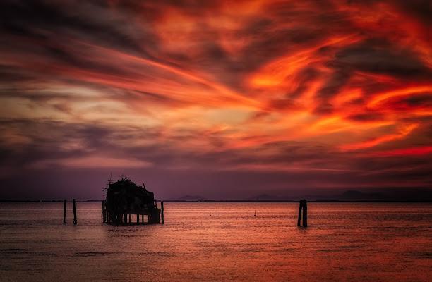 Magico tramonto di CarloBassi