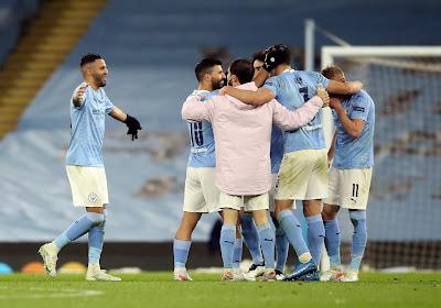 🎥 La fête des Sky Blues après la victoire contre le PSG