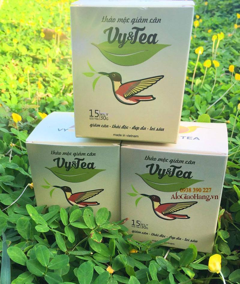 Trà thảo mộc giảm cân vy&tea của HAVYCO lựa chọn hàng đầu cho bạn