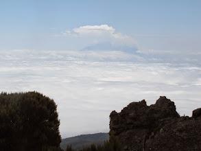 Photo: Mount Meru - 35 miles away
