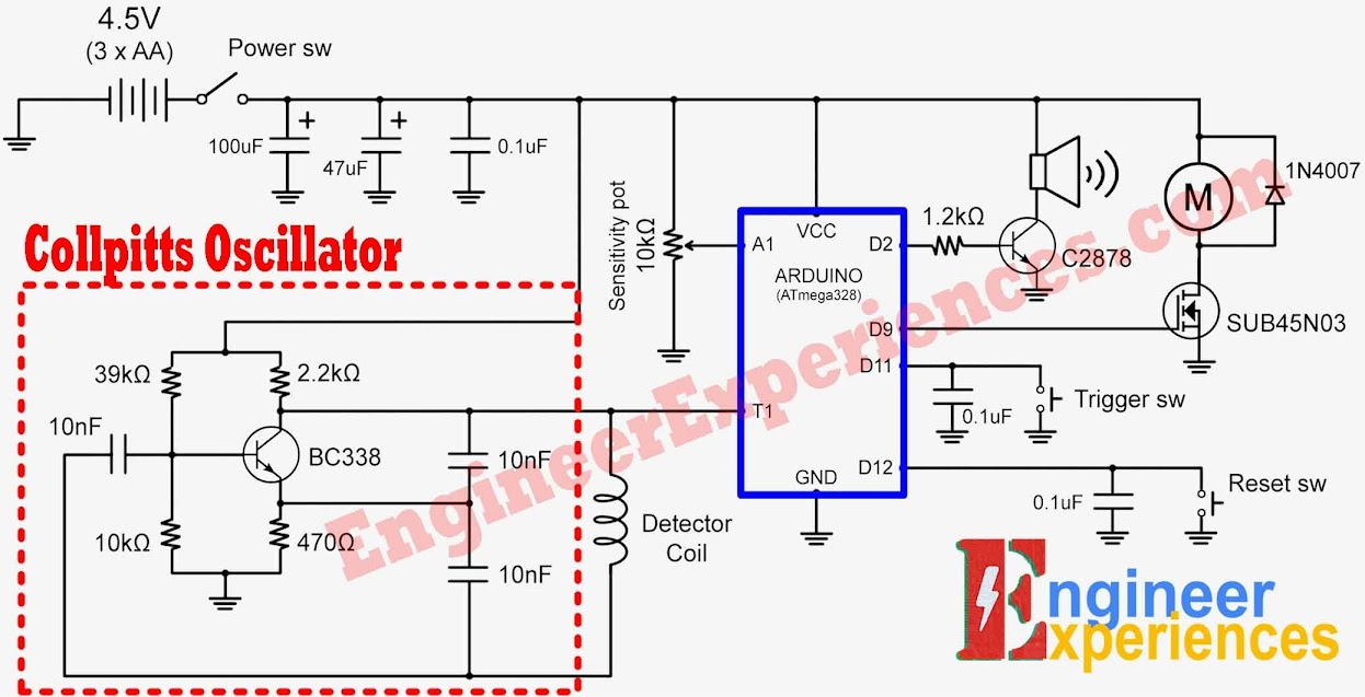 Darlington transistor besides  further What Is The Symbol For A Fan On A Circuit Is It Just Motor also Mosfet Over Heating So Hot Its Melting The Solder moreover Experimenting with colpitts oscillators. on inductor circuit schematic