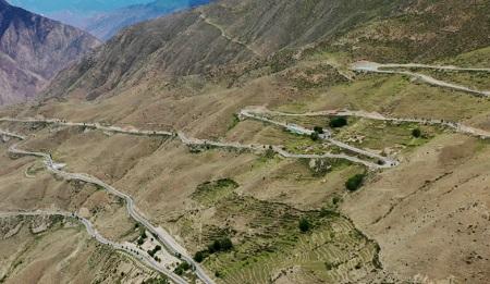 Sichuan – Tibet Highway (China)